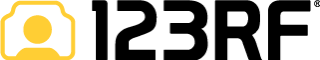 123RF徽标